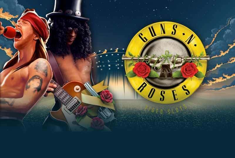 Guns n´ Roses online slot