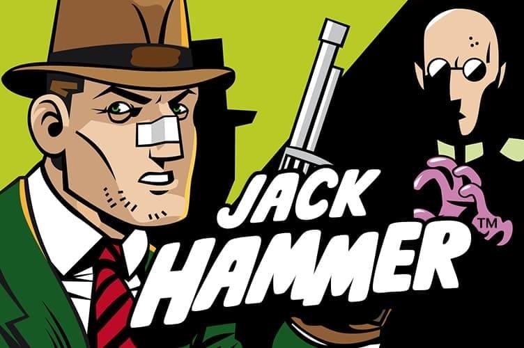 Jack Hammer och den tickande bomben